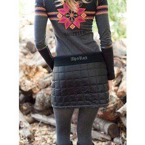 ALP-N-ROCK Grey Arosa Ultra-Light Down Skirt 4